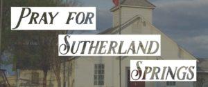 Sutherland Springs FBC Header