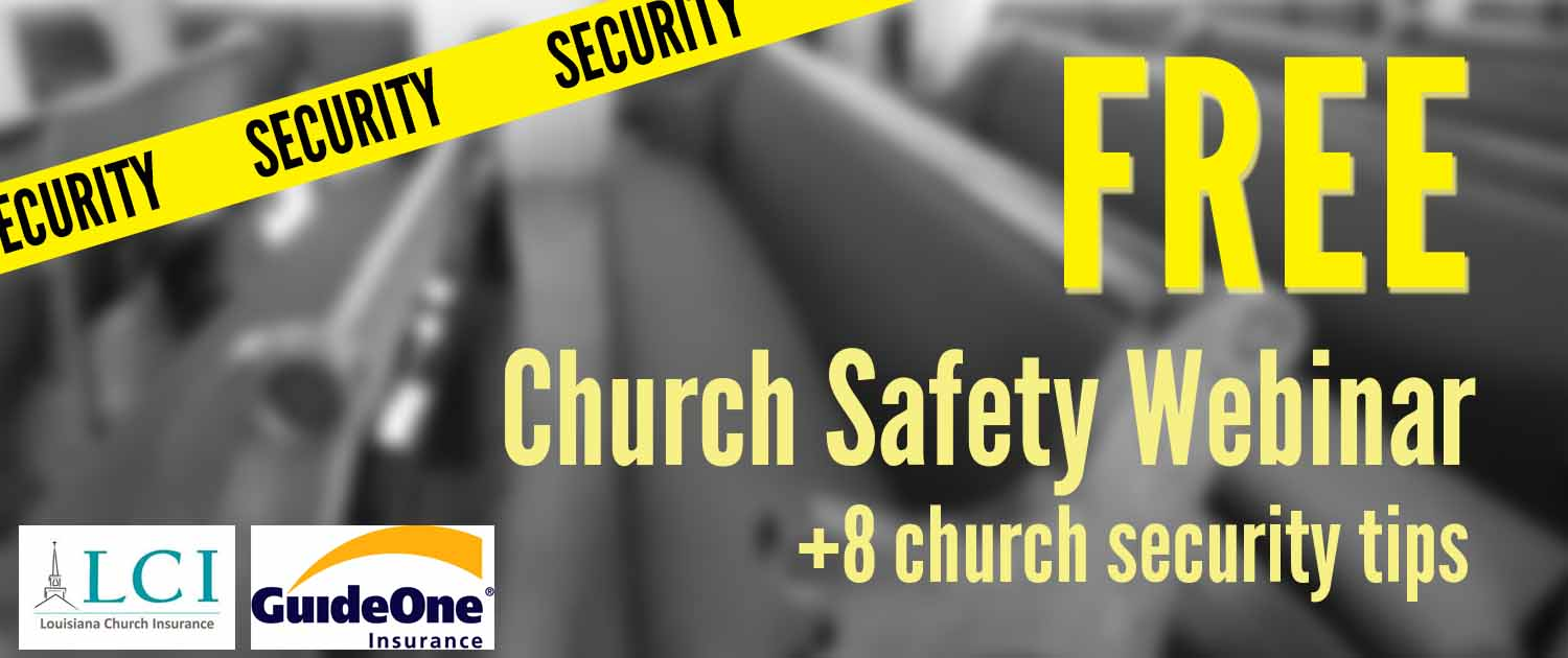 Church Security Webinar